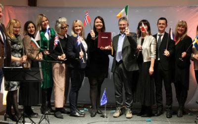PROMISE Barnahus Network signs statutes, celebrates launch in Helsinki