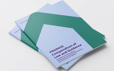 Compendium of Law & Guidance relevant for Barnahus