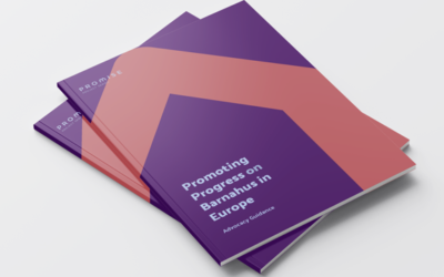 Advocacy tool for promoting progress on Barnahus in Europe