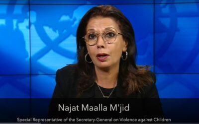 UN Special Rep. inspires Network